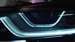 Sport Series bmw laser headlights : BMW i8, how Laser-powered Headlights Work - YouTube