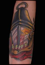 Candle Lamp Tattoo 2 Tattoos Book 65000 Tattoos Designs