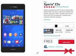 sony xperia price list 2014. sony_xperia_z3v_verizon_price_free sony xperia price list 2014