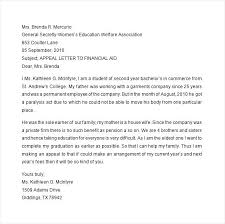 Template Template Appeal Letter