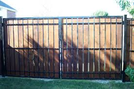Living Privacy Fence Corrugated Metal Privacy Fence Corrugated Metal Mural