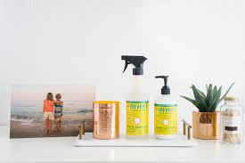 products featured in this post honeyle hand lotion hand soap multi surface cleaning spray