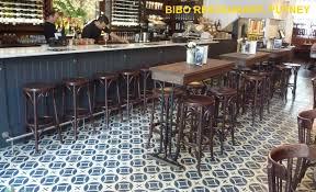 moroccan tiles restaurant bibo putney london uk
