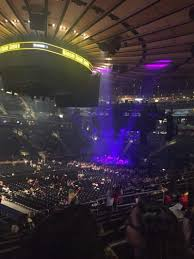 seating view for madison square garden section 105 row 19 seat 10