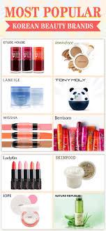 yesstyle top 10 most por korean beauty brands