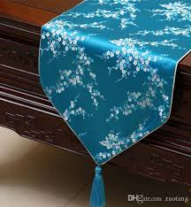 Image result for Turquoise Blue brocade tablecloth