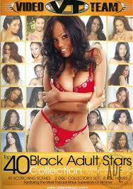 Top 40 black adult stars collection