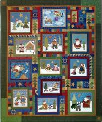 326 best Quilts - Panel images on Pinterest | Embroidery ... & winter quilts Adamdwight.com
