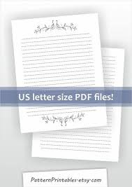 Lined Paper Template For Kids Awesome Kindergarten Handwriting Paper