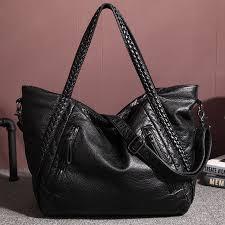 brand women large tote bag soft leather designer handbags high quality sac a main femme de marque celebre bolsas kabelky fr284