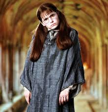 actors who were much older than their characters shirley henderson as moaning myrtle in harry potter and the chamber of secrets