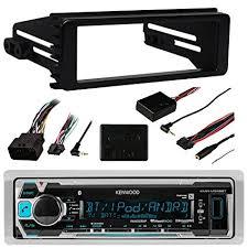 kenwood marine radio wiring harness adapter diagrams get amazon com 98 up kenwood marine harley touring stereo radio