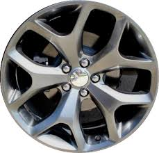 2015 Dodge Charger Bolt Pattern