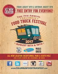7th annual columbus food truck festival 614