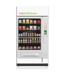 Hello Goodness Vending Machine Best Healthy Vending Machines In Atlanta PBJ Vending