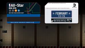 Mta Vending Machines Customer Service Enchanting LimitedEdition MetroCards Herald NBA AllStar NYC New York Knicks