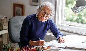 Tiger Who Came To Tea author Judith Kerr dies aged 95 | HELLO!