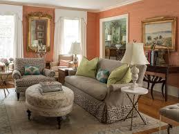 Peach Living Room Photo Page Hgtv
