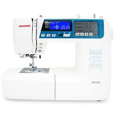 Janome 4300qdc B Sewing And Quilting Machine With Bonus Quilt Kit