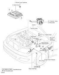 1999 toyota avalon engine diagram 2000 toyota avalon thermostat rh diagramchartwiki 1997 toyota avalon engine