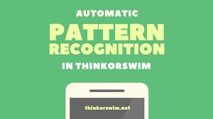Automatically Find Chart Patterns Candlestick Patterns In Thinkorswim