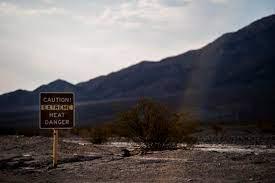 130 degrees amid dangerous heat wave ...
