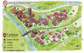simmons college campus map. carleton u campus map. simmons college map