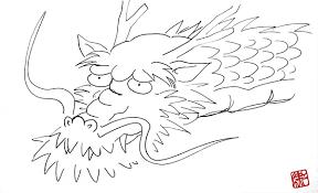 龍のカオもいろいろある龍の描き方ws日程追加 旧緋呂の異界