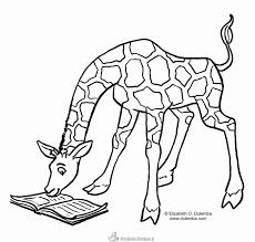 Giraf Kleurplaat Fris Kleurplaten Giraf Archidev Kleurplaatsite