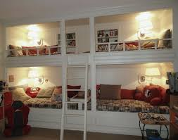 built into wall bed. Bunk Beds Built Into Wall Plans Home Design Ideas In Addition To Beautiful The Bed S