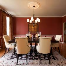 Incredible-Chair-Rail-Molding-Decorating-Ideas-Images-in-Dining ...