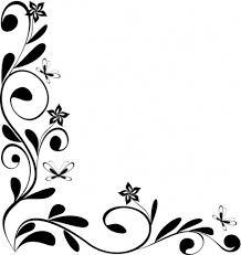 Floral Sketch Designs Simple Floral Designs For Drawing Free Download Best