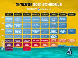 stream Shark Week 2021 on Roku devices