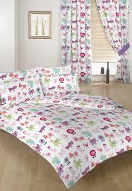 Childrens Bedding Double Size Duvet Qulit Covers & 2 Pillowcases ... & Childrens Bedding Double Size Duvet Qulit Covers & 2 Pillowcases Bed Kids  Prints Adamdwight.com