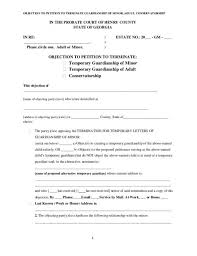 Custody Agreement Template Notarized Custody Agreement Template Shatterlion Info