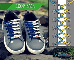 Shoelace Patterns Gorgeous Shoelace Styles 48 Cool Ways To Tie Shoelaces Pundit Cafe