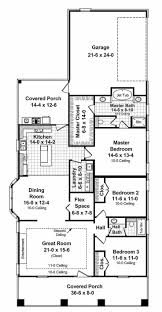 Eplans Traditional House Plan  Simple FormAmple Space  2159 Simple Square House Plans