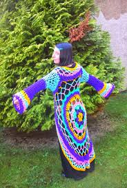 Crochet Mandala Vest Pattern Free Unique Design Inspiration