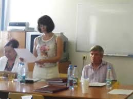 Выпускники кафедры романской филологии защитили дипломные работы  Выпускники кафедры романской филологии защитили дипломные работы