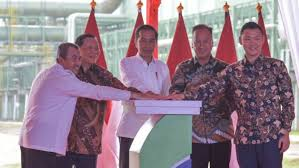 Sukanto tanoto meets president xi jinping. Jokowi Resmikan Pabrik Garmen Di Riau Milik Sukanto Tanoto