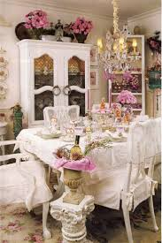 shabby chic dining room furniture beautiful pictures. Shabbyfufu: White Decorating Is Timeless Romantic Country Magazine Shabby Chic Dining Room Furniture Beautiful Pictures
