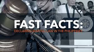 martial law 101 things you should know