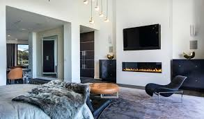 marvellous design modern linear fireplaces mansion gas fireplace with flat screen above it tv over safe