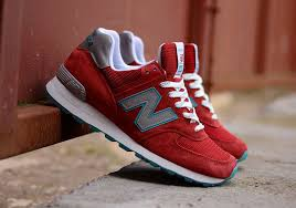 new balance shoes 574. new balance 574 \u201cmade in usa\u201d liverpool colors shoes h