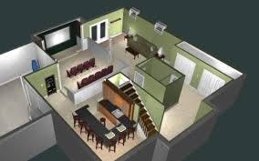Small Picture Unusual 3 D Home Design 3D Floor Plan On Ideas Homes ABC