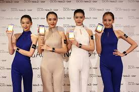 ... and fashion world by offering a sleek design wearable technology that  does not spell geeky, but modern, said Yiyin Zhao, Director of Telecom  Business, ...