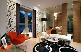 Padded Benches Living Room Apartment Decorating Tips For Furnishing Small Apartment