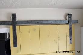easy diy barn door track. Easy Diy Barn Door Track And DIY Find It Make Love C