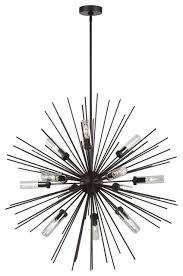hilo 12 light chandelier oil rubbed bronze with undefined
