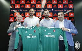 Gigio & Antonio Donnarumma im... - AC Milan News (Deutsch)